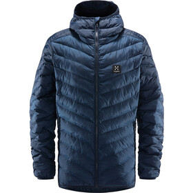 Haglöfs Särna Mimic Hood Men tarn blue